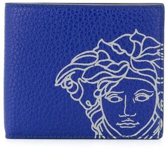 Versace Medusa print cardholder
