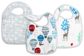 Aden Anais aden + anais Dream Ride Snap Bibs (Pack of 3)