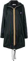 Faith Connexion X K-Way oversized zipped coat