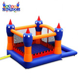 Blast Zone Ball Kingdom Bounce House