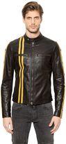 Belstaff Mashburn Leather Moto Jacket