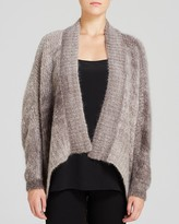 Eileen Fisher Ombre Cocoon Cardigan - The Fisher Project