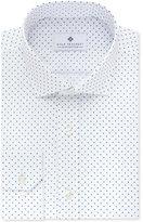 Ryan Seacrest Distinction Ryan Seacrest DistinctionTM Men's Slim-Fit Non-Iron Kelly Dot Dress Shirt, Created for Macy's