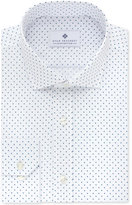 Ryan Seacrest Distinction Ryan Seacrest DistinctionTM Men's Slim-Fit Non-Iron Kelly Dot Dress Shirt, Only at Macy's