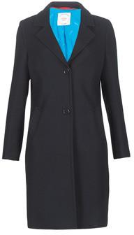 S'Oliver women's Coat in Blue