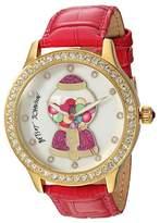 Betsey Johnson BJ00131-122 - Bubble Gum Pop Watches