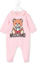 Moschino Kids teddy bear print pyjama