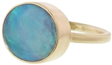 Jamie Joseph Oval Jelly Opal Ring