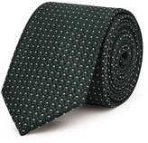 Reiss Ishia Dotted Silk Tie