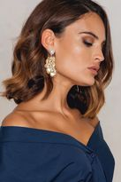 Pearl Structured Earring