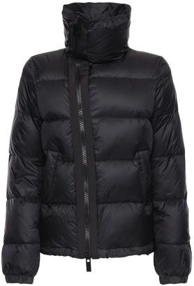 Sacai Oversized Turtleneck Down Jacket