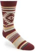 Stance Men's 'Reserve - Bozeman' Crew Socks