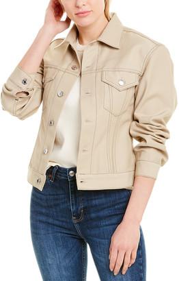 Helmut Lang Femme Denim Trucker Jacket