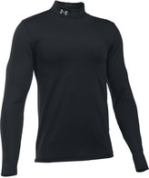 Under Armour Men's ColdGear Infrared Mock-Neck Base Layer Shirt