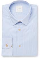 Paul Smith Soho Slim-Fit Bengal-Striped Cotton Shirt