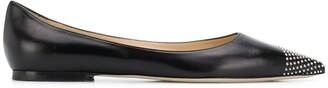Jimmy Choo Love flat shoes