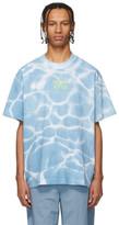 Alexander Wang Blue Glow Puff T-Shirt