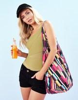 Vero Moda Net Detail Shopper Bag