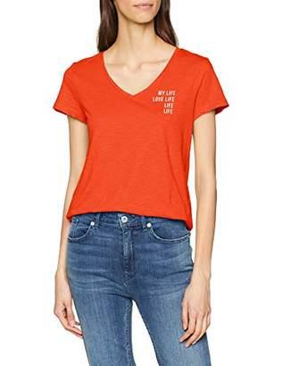 Tom Tailor Women's 1009062 T-Shirt,Large