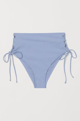 H&M Brazilian Bikini Bottoms - Blue