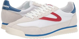 Tretorn Rawlins 3 (Off-White/White/Red/Blue) Men's Lace up casual Shoes