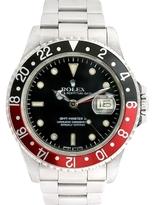 Rolex Vintage Stainless Steel GMT Master II Watch, 40mm