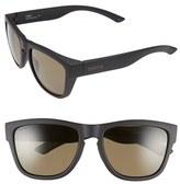Smith Optics Women's 'Clark' 54Mm Polarized Sunglasses - Havana/ Polarized Brown