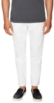 Save Khaki Slub Twill Straight Leg Jeans