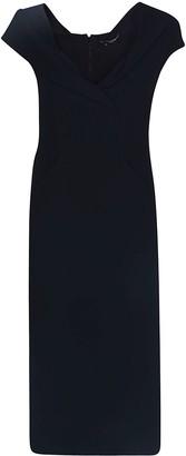 Ermanno Scervino V-neck Long Dress