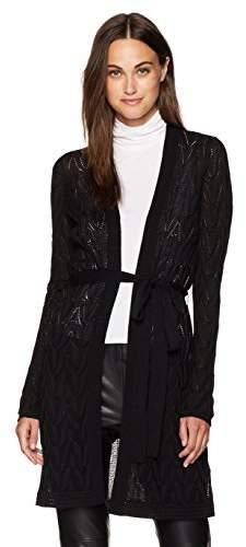 M Missoni Women's Solid Knit Cardigan