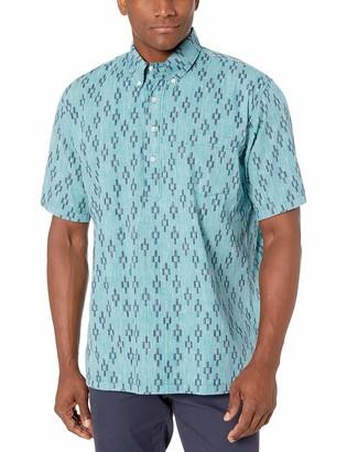 Reyn Spooner Men's Classic Fit Pullover Shirt