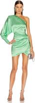 retrofete Drisana Dress in Mint | FWRD