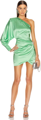retrofete Drisana Dress in Mint   FWRD