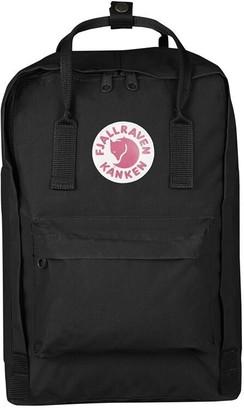 """Fjallraven 15"""" Laptop Backpack - Black"""