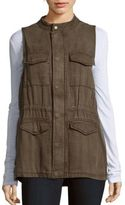Matty M Solid Cargo Vest