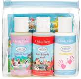 Childs Farm top to toesie cleaning kit, 3x100ml