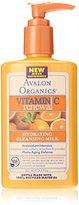 Avalon Intense Defense Cleansing Milk, 8.5 Fluid Ounce