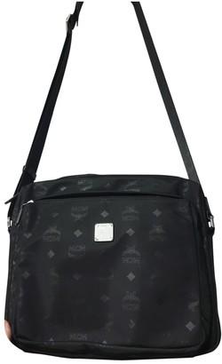 MCM Black Cloth Bags