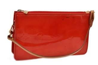 Louis Vuitton Lexington Red Patent leather Clutch bags