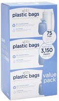 Ubbi 3-pk. Plastic Bag Refills