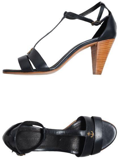 Les Prairies de Paris High-heeled sandals