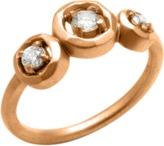 Avanessi Halo 3 Stone Ring
