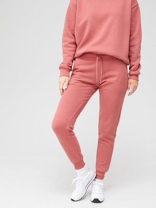 Very Basic Joggers - Rose