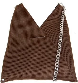 MM6 MAISON MARGIELA Japanese Bag In Brown Fabric