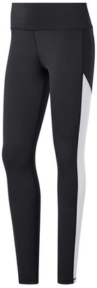 Reebok Womens Workout Ready Logo Tights