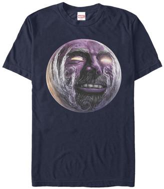 Fifth Sun Men's Tee Shirts NAVY - Guardians of the Galaxy Purple Ego Tee - Men