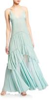 Jonathan Simkhai Collection Emerson Floral Jacquard Dress