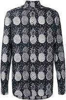 Dolce & Gabbana pineapple print shirt