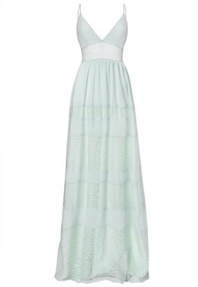 True Decadence Mint Cami Maxi Dress