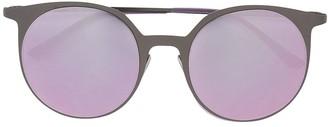 Italia Independent round shaped sunglasses
